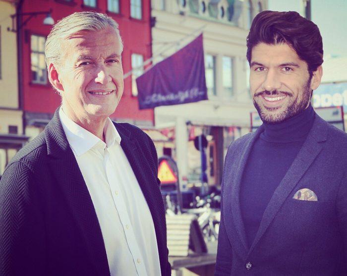 Hans Wallenstam & Emro Alkirwy